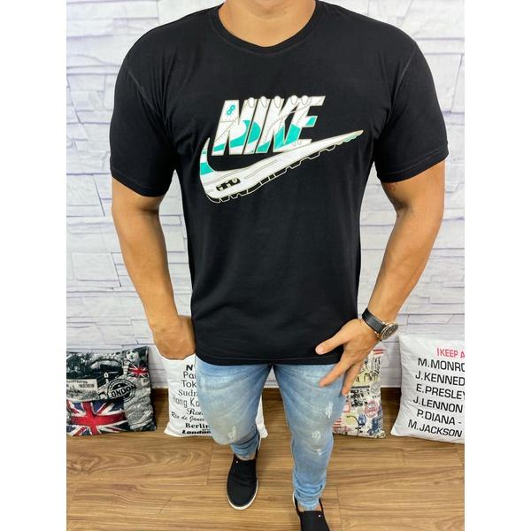 Camiseta Nik Preto