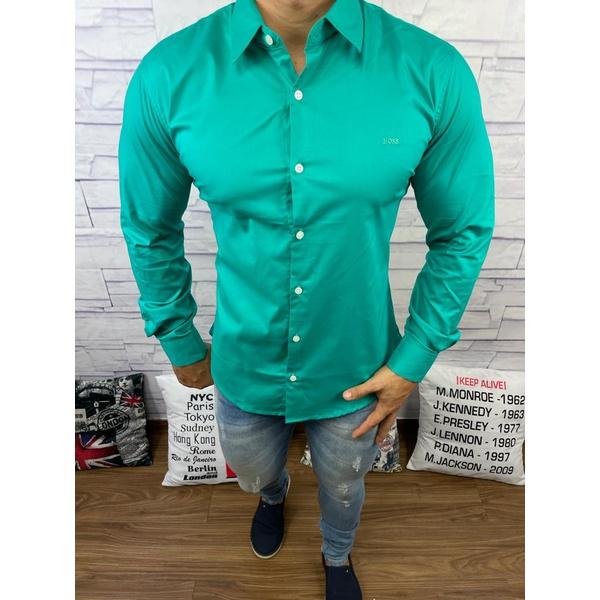 Camisa Manga longa HB