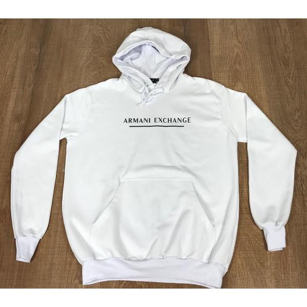 Blusa de Frio Armani Branco