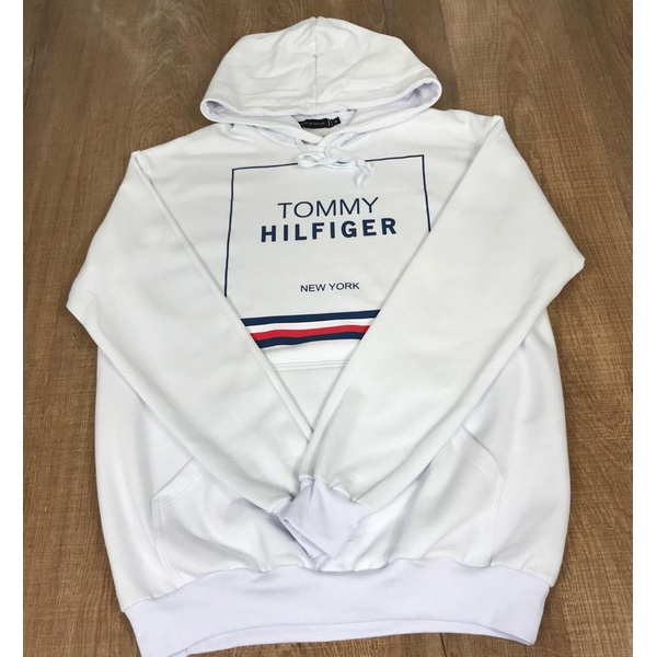 Blusa de Frio TH Branco
