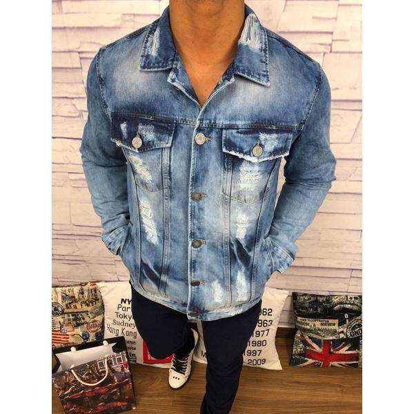 Jaqueta Jeans jj