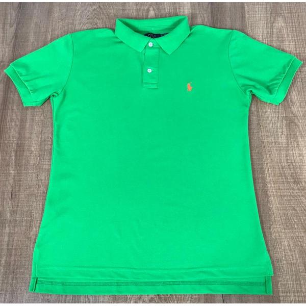 Polo RL Verde Vivo