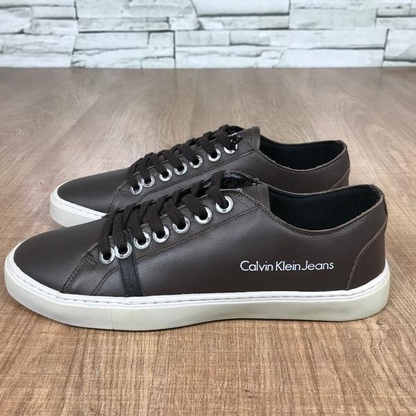 Sapatênis Calvin Klein - Café