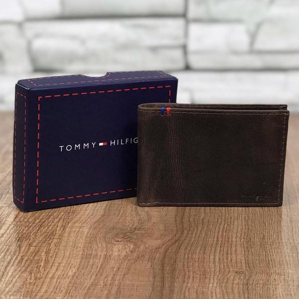 Carteira Tommy Fossil Café