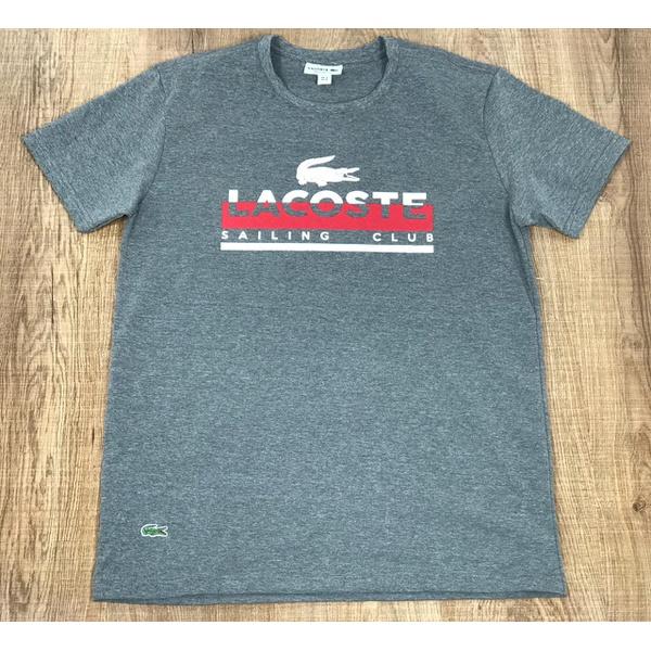 Camiseta LCT DFC Cinza⭐
