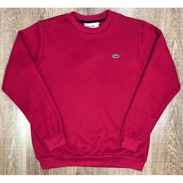 Blusa De Frio Lct Moletinho - Vermelho