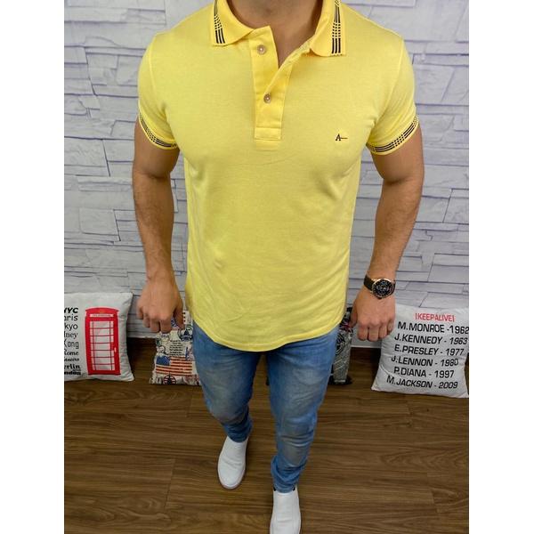 Polo Aramis - Amarela