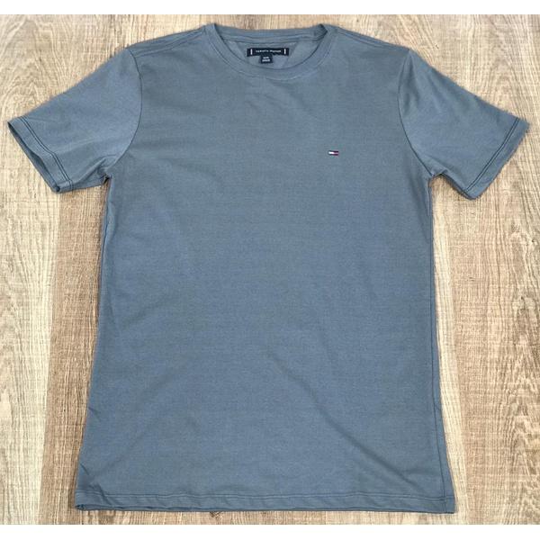 Camiseta TH Cinza