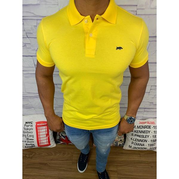Polo DG Amarelo