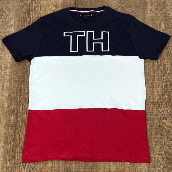 Camiseta TH DFC Três cores⭐