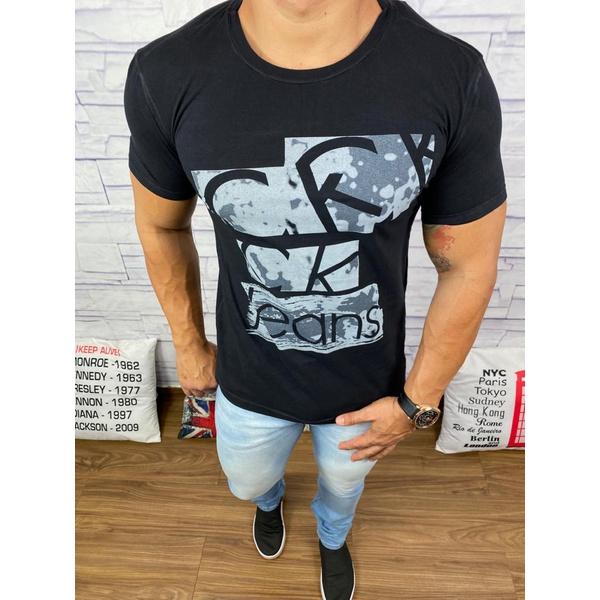 Camiseta Calvin Klein Preto⭐