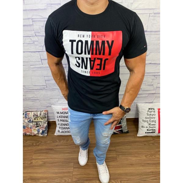 Camiseta Tommy Hilfiger DFC