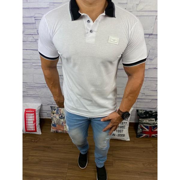 Polo Dolce Gabbana Branco