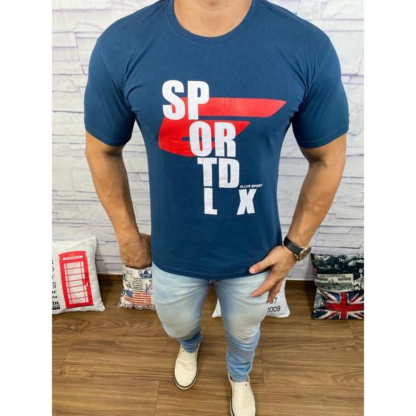 Camiseta Ellus Azul