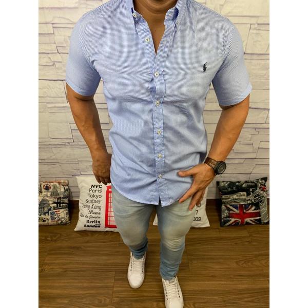Camisa Manga Curta RL DFC