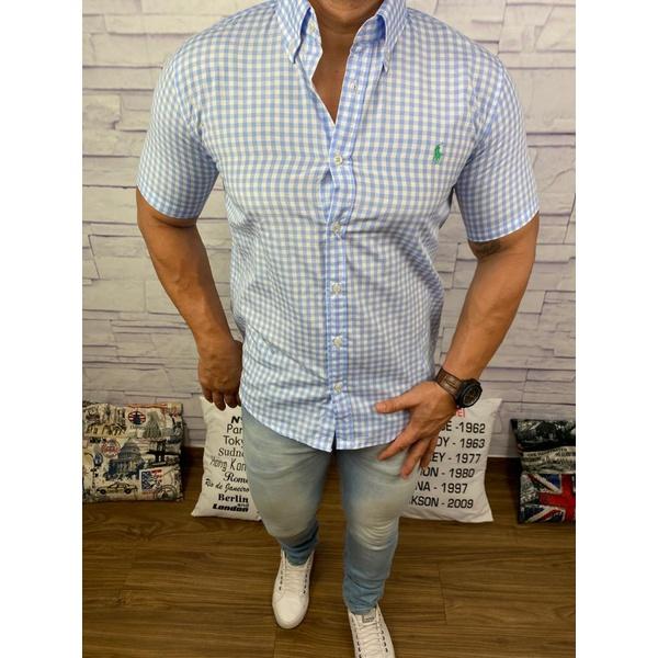 Camisa Manga Curta RL DFC⭐