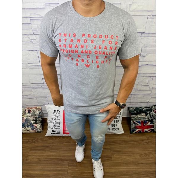 Camiseta Armani⭐