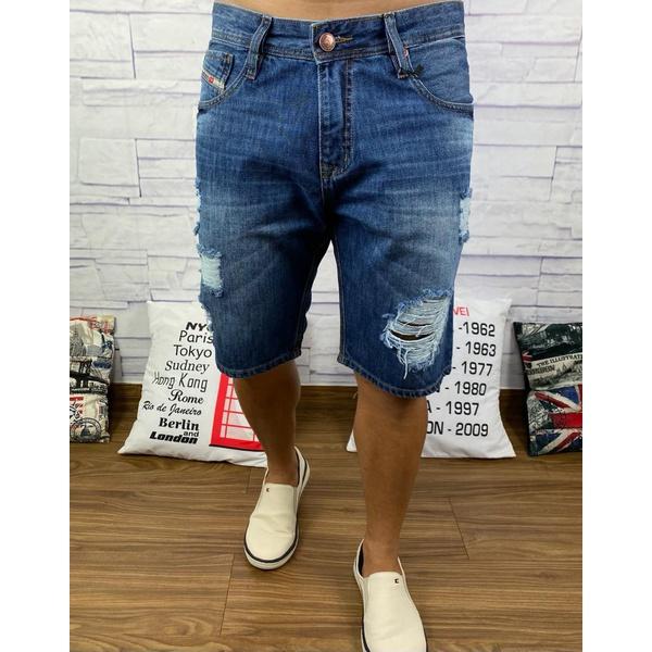 Bermuda Jeans Diese