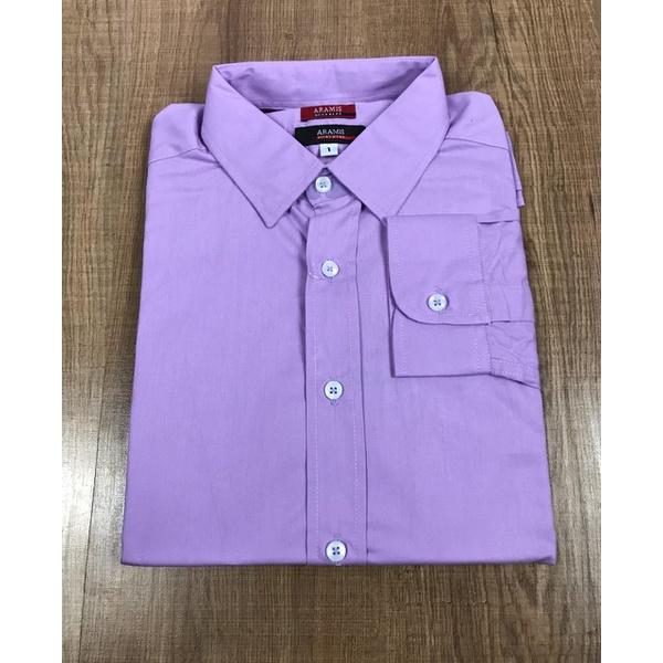 Camisa Manga Longa Aramis Plus Size