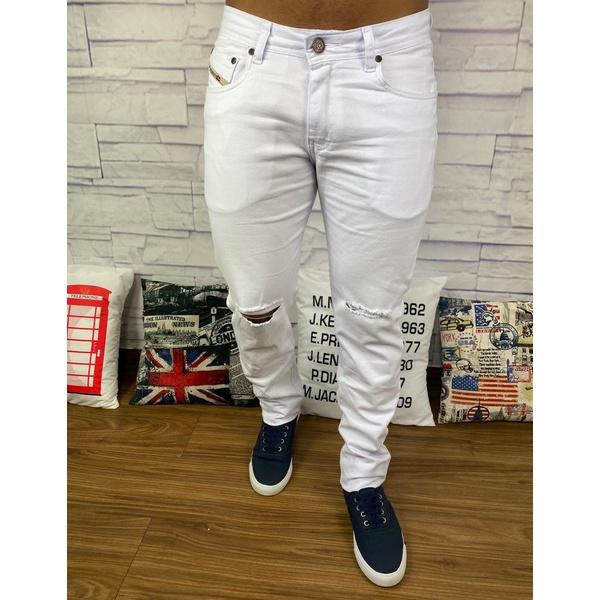 Calça Jeans Diese - Rasgada