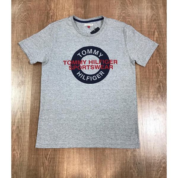 Camiseta TH - Cinza⭐