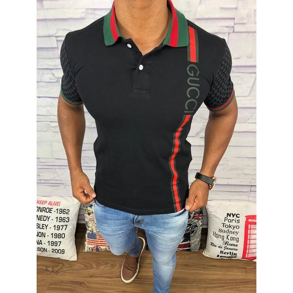 Polo Gucci - Preta