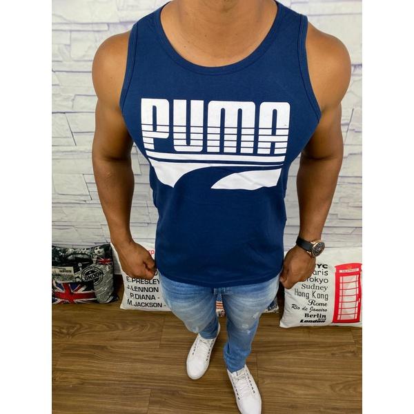 Regata Puma - Azul Marinho