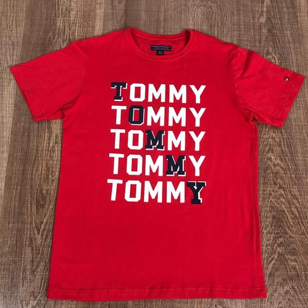 Camiseta TH - Vermelha⭐