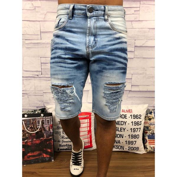 Bermuda Jeans JJ - Promoção
