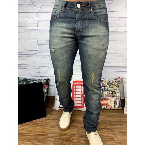 Calça Jeans JJ