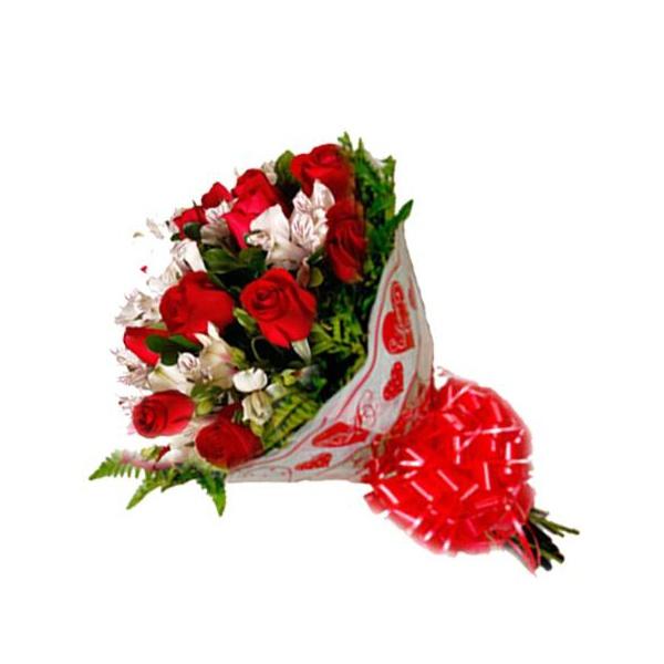Buquê Charme das Rosas