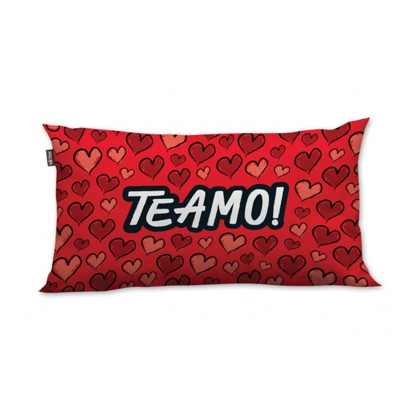 Almofada Te Amo Red
