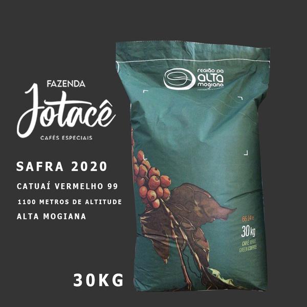 SACA DE CAFÉ VERDE 30KG - ARÁBICA