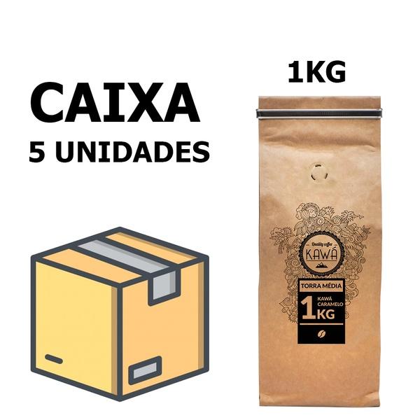 KIT 5kg ATACADO - ECONÔMICO - Café Kawá