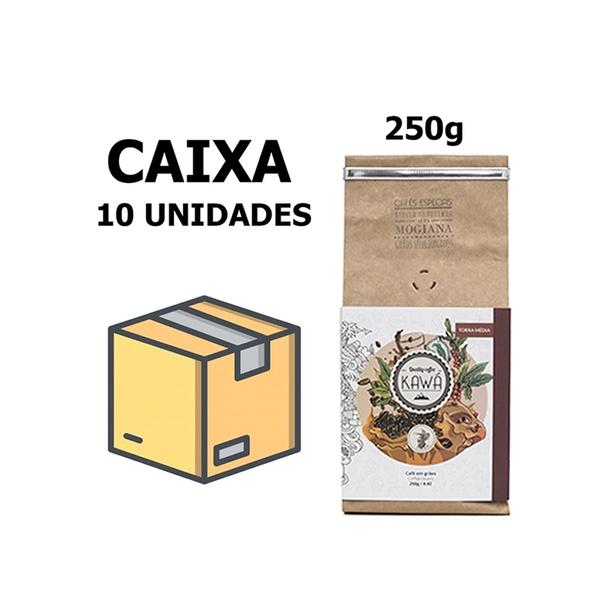 CX 10 unidades - 250g