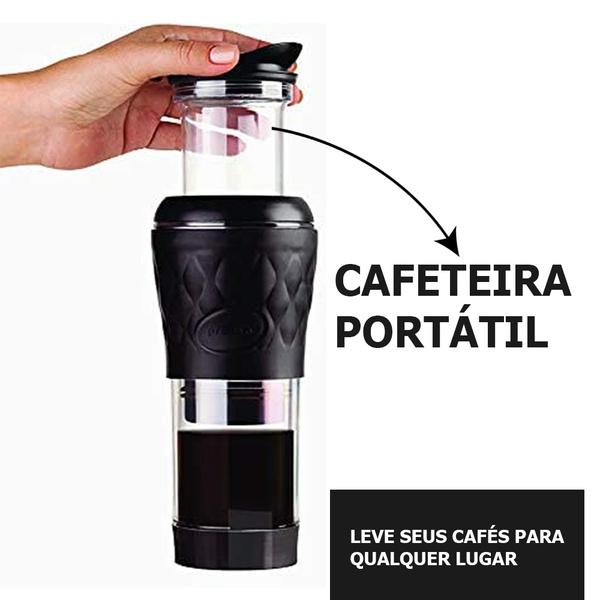 Pressca - Cafeteira Portátil.