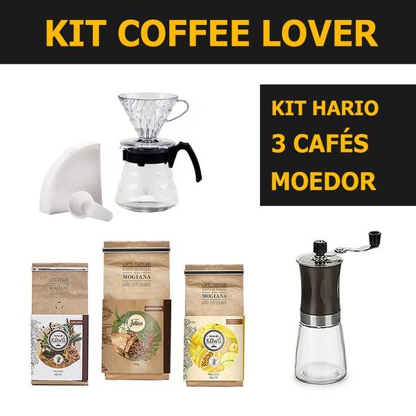 KIT COFFEE LOVER - FRETE GRÁTIS!