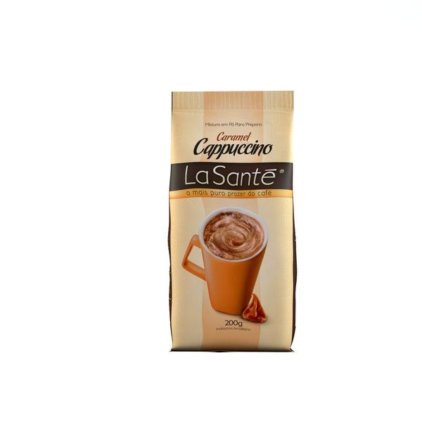 Cappuccino Classic Caramel LaSanté 200g