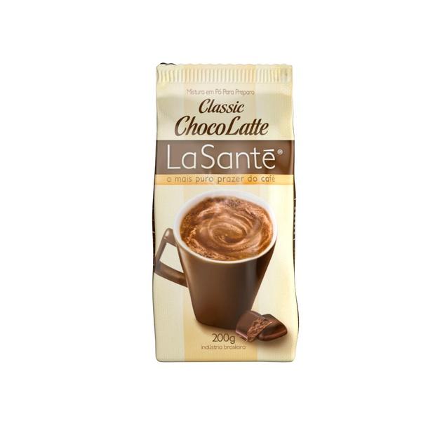 Cappuccino Classic ChocoLatte LaSanté 200g