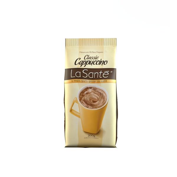 Cappuccino Classic Tradicional LaSanté 200g