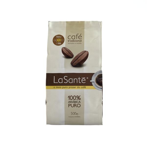 Café Torrado e Moído Tradicional Pouch 500g