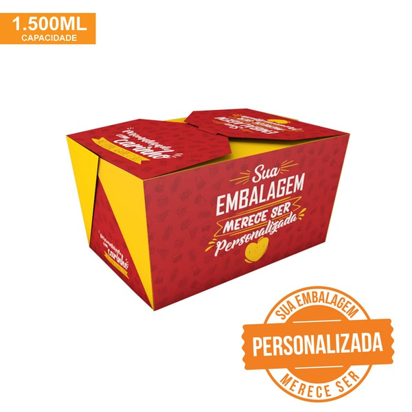 -EMBALAGEM BOX ANTIVAZAMENTO PERSONALIZADA 1500ML