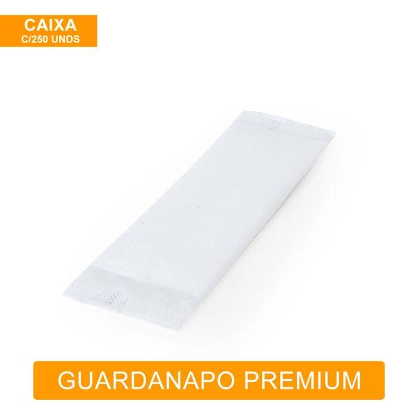 GUARDANAPO SACHÊ PREMIUM LISO - CAIXA COM 250 UNDS
