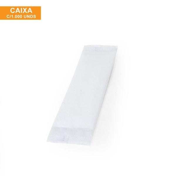 GUARDANAPO SACHÊ TRADICIONAL LISO - CAIXA COM 1.000 UNDS