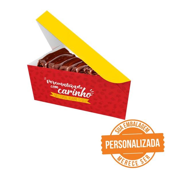 -EMBALAGEM FATIA BOLO DELIVERY PERSONALIZADA
