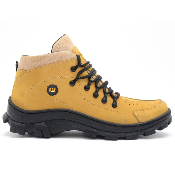 Bota Caterpillar Adventure Milho 1015