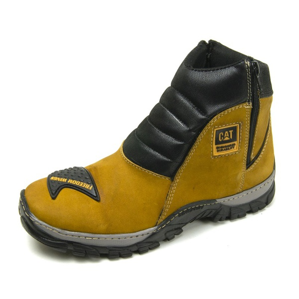 Bota Caterpillar Freedom Wings Milho 3030