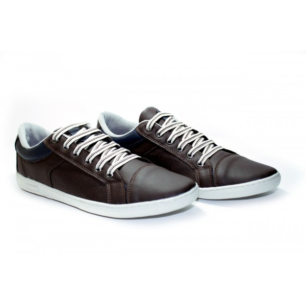 Sapatênis Casual D' Shoes Rossi Marrom