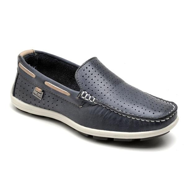 Sapato Mocassim Infantil Masculino Em Co... - CALÇADOS IMPÉRIO ™ | FRETE GRÁTIS TODO BRASIL ™