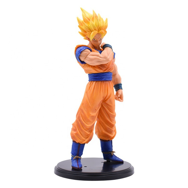 Son Goku Resolution Soldiers Dragon Ball Action Figure - Frete Grátis